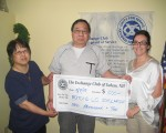 salem-exchange-club-donation