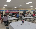 Overview of the fundraiser held at Salem High School.